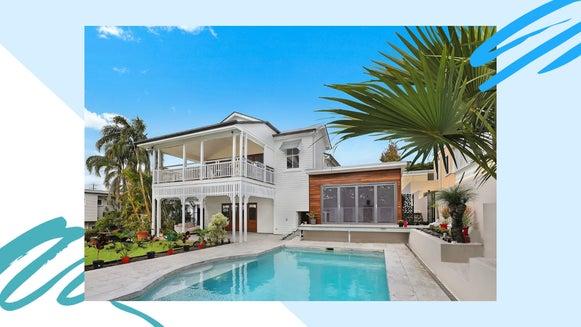Villa, Housing, Building, House, Pool, Water