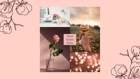 Featured Image Vision Mood Board